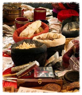 Orientalische Aromen